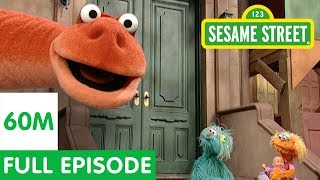 Dinosaur on Sesame Street | Sesame Street Full Episode