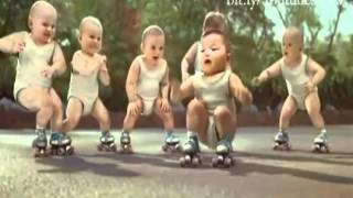 getlinkyoutube.com-bebes que bailan the black eyed peas pump it