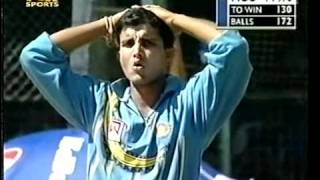 getlinkyoutube.com-Mark Waugh 133* vs India 2001 Pune