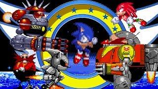 getlinkyoutube.com-Top 5 Classic Sonic Boss Battles - SonScotty