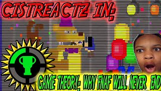 getlinkyoutube.com-Game Theory: Why FNAF Will Never End REACTION | MIND BLOWN