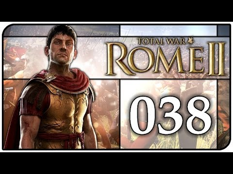 Let's Play Total War: Rome II #038 [Deutsch/HD] -