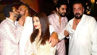 Sanjay Dutt Gets DRUNK At Amitabh Bachchan Diwali Party 2016