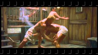 getlinkyoutube.com-Van Damme Fight Scenes from Maximum Risk (german)