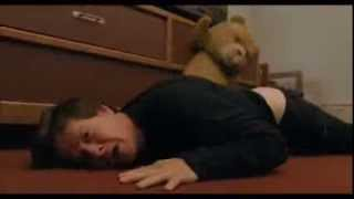 Ted 2012 movie fight scene (Ted Vs  Mark)