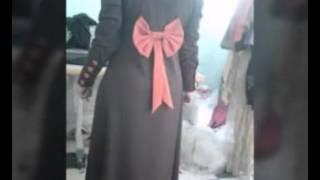 getlinkyoutube.com-موديلات حجابات للخروجات اليومية سهلة للخياطة