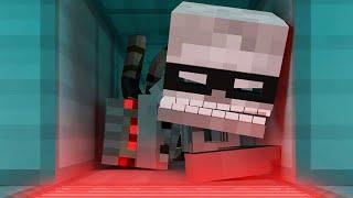 getlinkyoutube.com-Monster Town - The Robbery (Minecraft Animation)