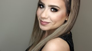 getlinkyoutube.com-MY EVERYDAY GO TO MAKEUP TUTORIAL  2016 - CHIT CHAT GRWM GET READY WITH ME
