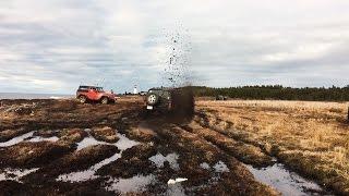 Just Off Road P.O.R.N.   Jeep   Cape Breton   Kanada