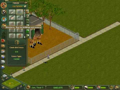 Zoo Tycoon : Complete Collection Gameplay