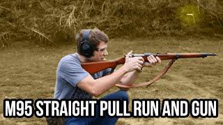 M95 Straight Pull Run and Gun
