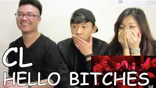 "getlinkyoutube.com-CL ""HELLO BITCHES"" DANCE PERFORMANCE MV REACTION"