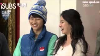 Song ji hyo with Song Joong Ki (SongSOng Couple)