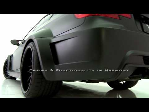VORSTEINER GTRS3 Widebodykit BMW M3 E92