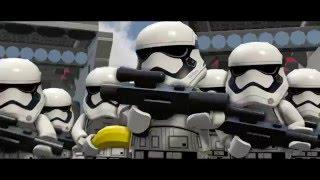 getlinkyoutube.com-The Force Awakens - LEGO Star Wars - Gameplay Reveal Trailer #2