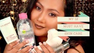 getlinkyoutube.com-My 12 Must Have Skin Care Items (Bahasa Indonesia) | delaniamarvella