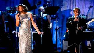 Whitney Houston's Last Performance 2012 - with Kelly Price