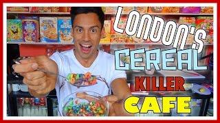 getlinkyoutube.com-LONDON'S CEREAL KILLER CAFE