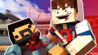 getlinkyoutube.com-YANDERE MURDER MODE! - IVE KILLED MY FRIEND!   🐰 Minecraft Roleplay