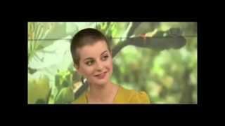 getlinkyoutube.com-Beautiful actress head shaved for movie