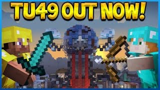 getlinkyoutube.com-Minecraft Console Edition - Title Update 49 Out Now! (New Features & Bug Fixes (Console Edition)
