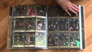 Fifa 365 Adrenalyn XL Panini - wszystkie karty w albumie