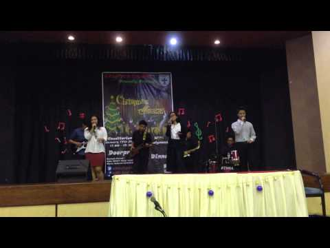 Homeband STP Trisakti - 3JP at Christmas Jazz (Part 1)