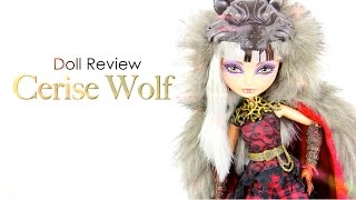 getlinkyoutube.com-Doll Review: Cerise Wolf Comic-Con Exclusive