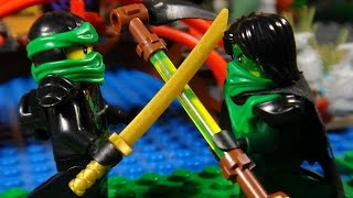 getlinkyoutube.com-LEGO NINJAGO THE MOVIE PART 21 - DAWN OF DARKNESS