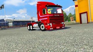 getlinkyoutube.com-Scania 113h Frontal para o Euro Truck Simulator 2