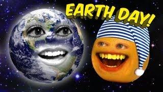 getlinkyoutube.com-Annoying Orange - Earth Day