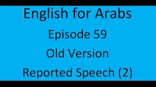 getlinkyoutube.com-Episode (59) -Reported Speech (2)