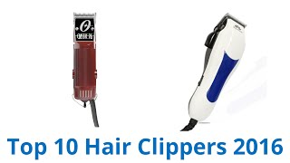 getlinkyoutube.com-10 Best Hair Clippers 2016