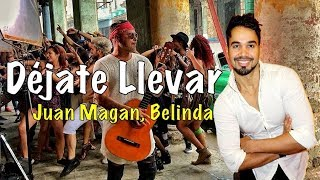 Déjate Llevar - Juan Magan, Belinda, Manuel Turizo, Nova, B-Case Cover Zumba
