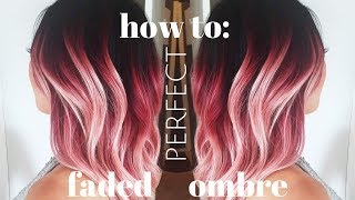getlinkyoutube.com-how to do the PERFECT FADED OMBRE