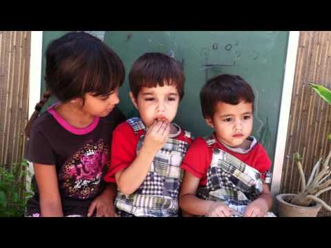 three khalifah reciters