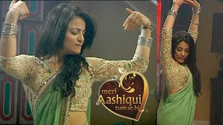 getlinkyoutube.com-OMG! Ishani Dances On Broken Glass | Meri Aashiqui Tumse Hi | Colors