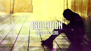 "getlinkyoutube.com-""Isolation"" Dark Sad Old School Hip Hop Beat"