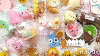 Homemade Squishy Collection 2016 : Download video: Homemade Squishy Collection!