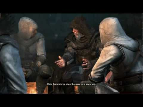 Assassin's Creed Revelations - Altair Memory #4 - The Mentor's Return [HD]