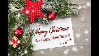 Wishing You A Very Merry Christmas And Happy New Year!