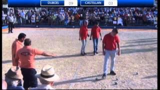 petanque finale castellan vs molinas 2014