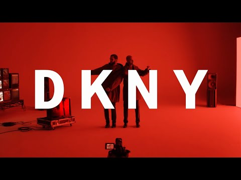 The Martinez Brothers for DKNY Fall 2019 #IAMDKNY Men's Campaign