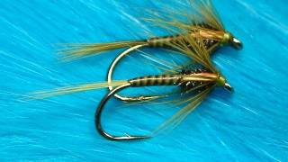 getlinkyoutube.com-Tying the Olive Quilled Cruncher with Davie McPhail.