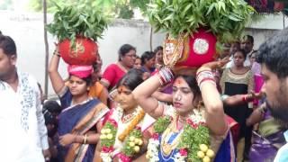 getlinkyoutube.com-T Sandeep Goud asif nagar bonalu with rakesh bonam