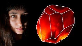 getlinkyoutube.com-Learn how to grow Red Single crystal with Red Salt! DIY Decoration!