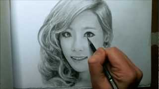 getlinkyoutube.com-TaeYeon DRAWING VIDEO