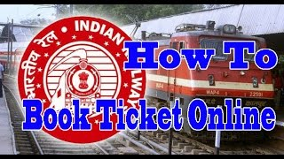 getlinkyoutube.com-How to Book Train Tickets online in India