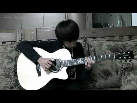(Bruno Mars) Grenade - Sungha Jung.mp4