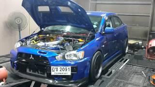 getlinkyoutube.com-Evo10 Run4..712 hp  ลั่นๆ